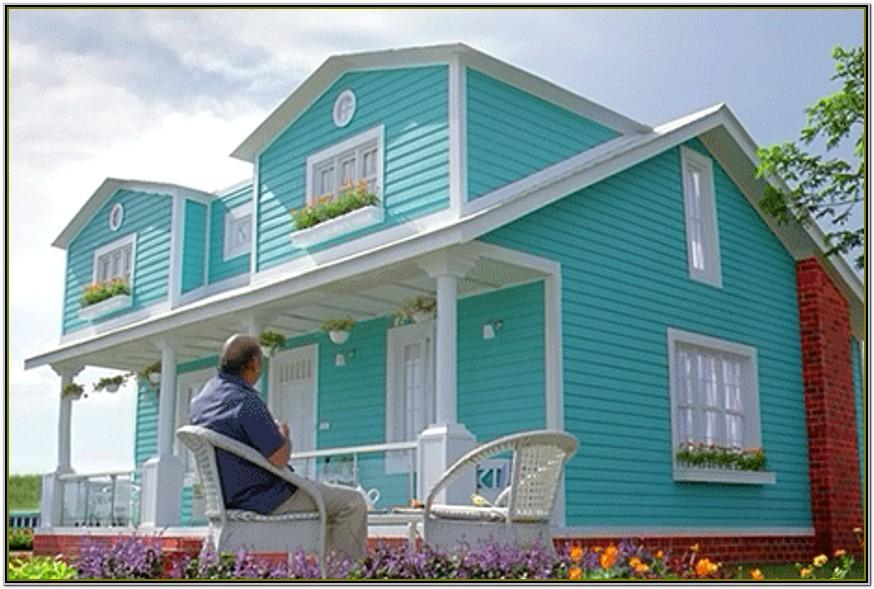 Best Colour Combination For Exterior House Painting