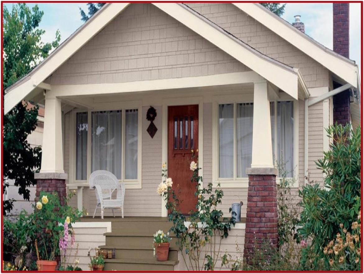 Best Exterior Color Combinations For Small House