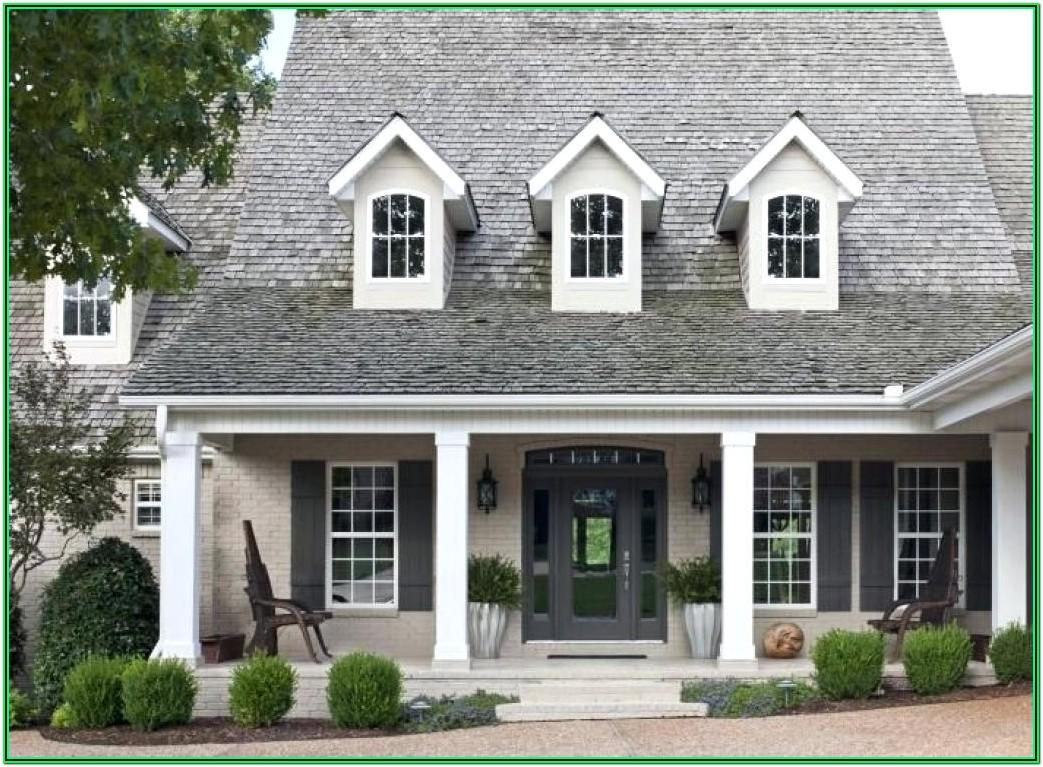 Best Exterior Home Colors 2018