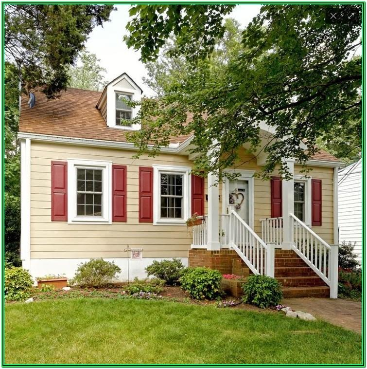 Best Exterior House Colors For Small Homes