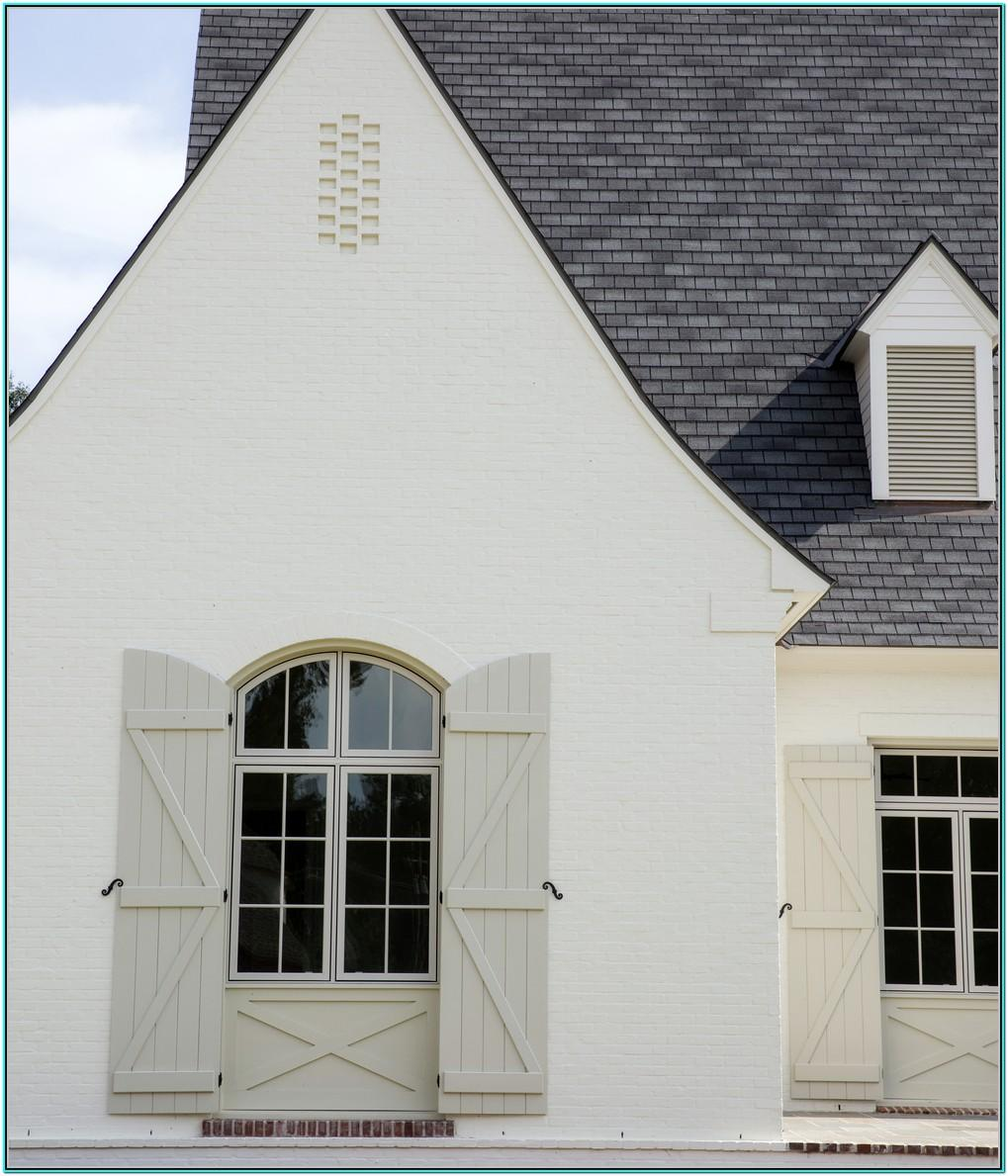 Best Exterior Off White Paint Colors