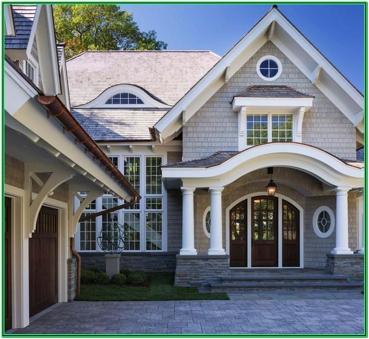 best exterior paint color for lake house