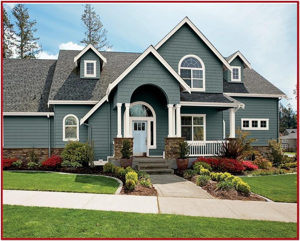 Best Exterior Paint Colors For Brick Houses
