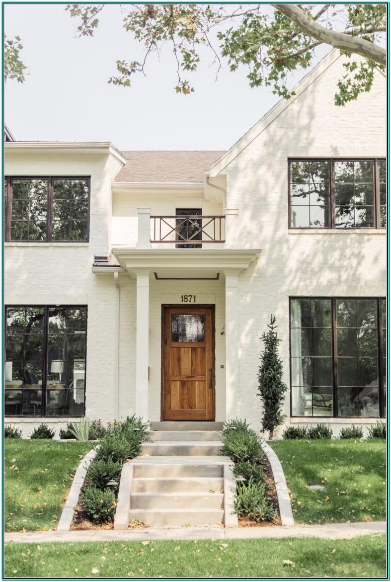 Best Exterior White Paint Color 2019