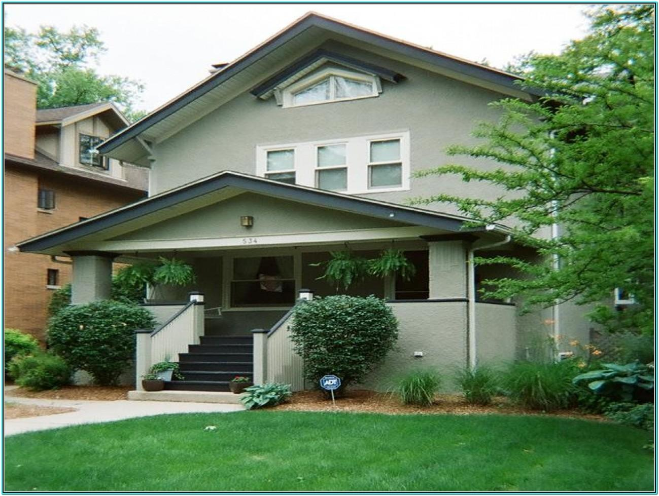 Best Olive Green Exterior Paint Colors