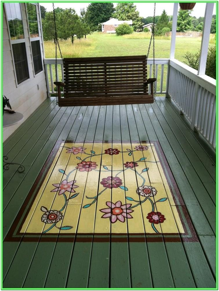 Best Porch Floor Paint Colors