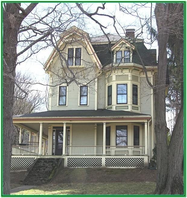 Best Victorian Exterior Paint Colors