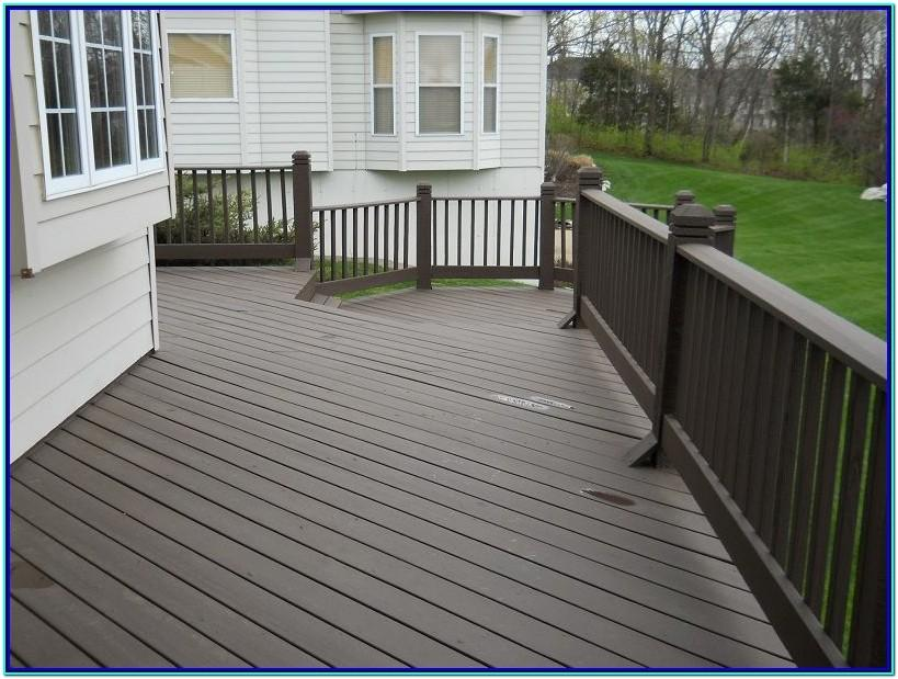 Cabot Deck Correct Stain Colors
