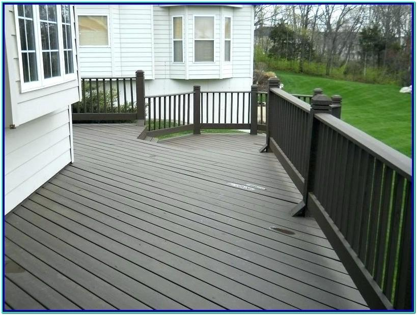 Cabot Deck Stain Color Chart