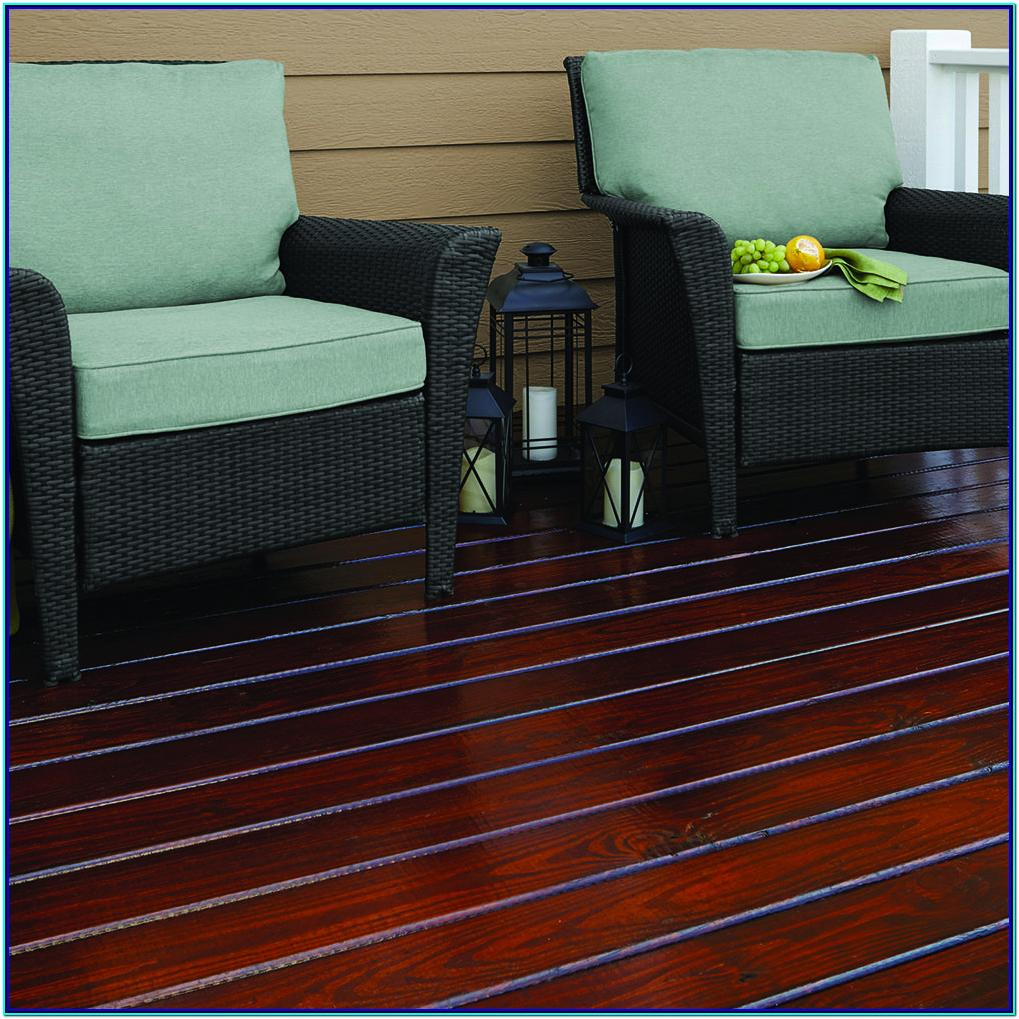 Cabot Outdoor Stain Colors