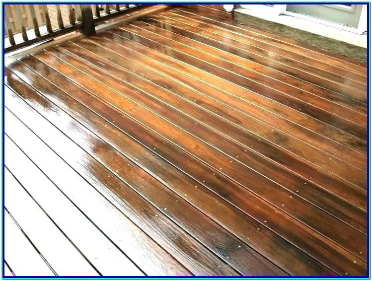 Cabot's Exterior Stain Colors Chart