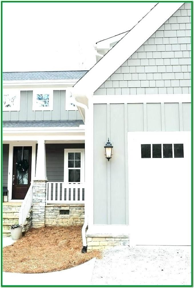 Coastal Beach House Exterior Paint Colors