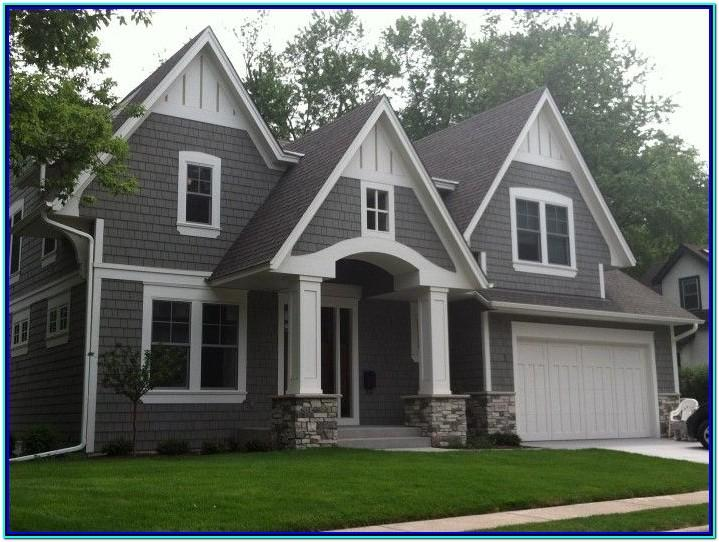 Color Options For Exterior Of House