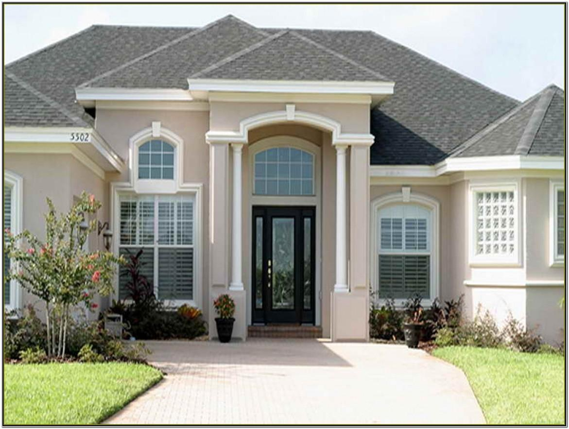 Color Schemes For Exterior Home Paint