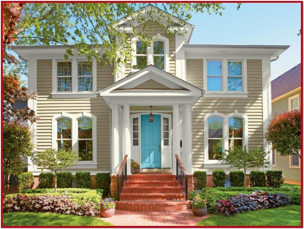Color Your House Exterior