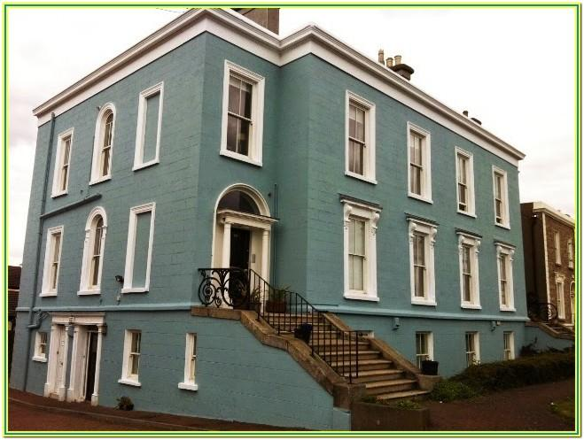 Colour Combination For Exterior Wall Painting