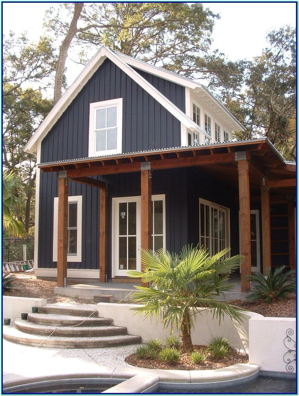colour combinations for exterior of house