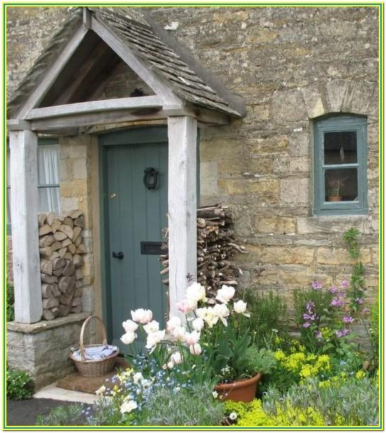 Cottage Exterior Paint Colors Uk