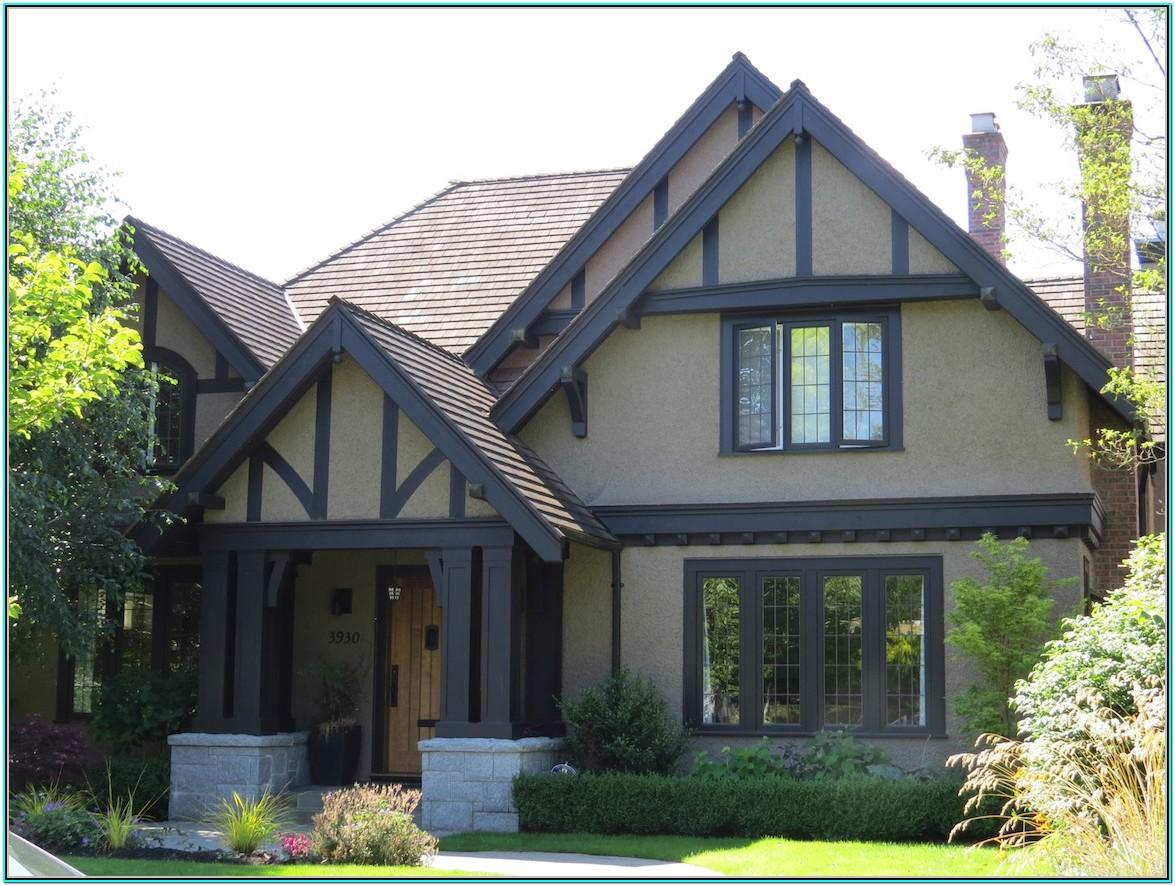 Dark Green Exterior House Paint Colors