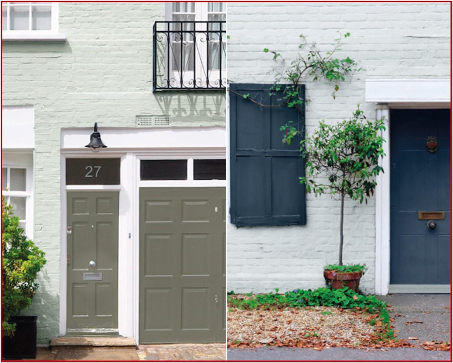 Dulux Exterior Colour Trends 2019