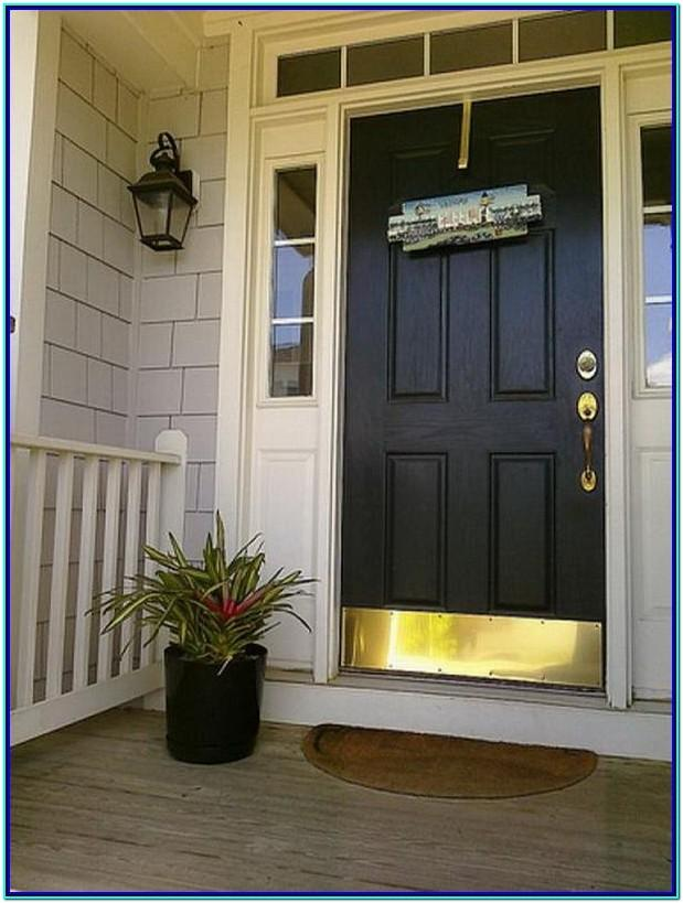 Exterior Door Paint Color Ideas