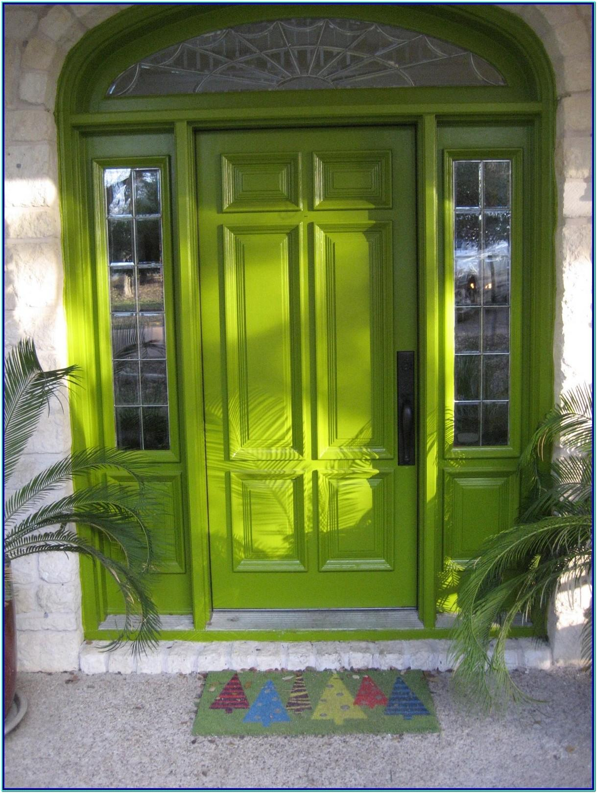 Exterior Door Paint Ideas