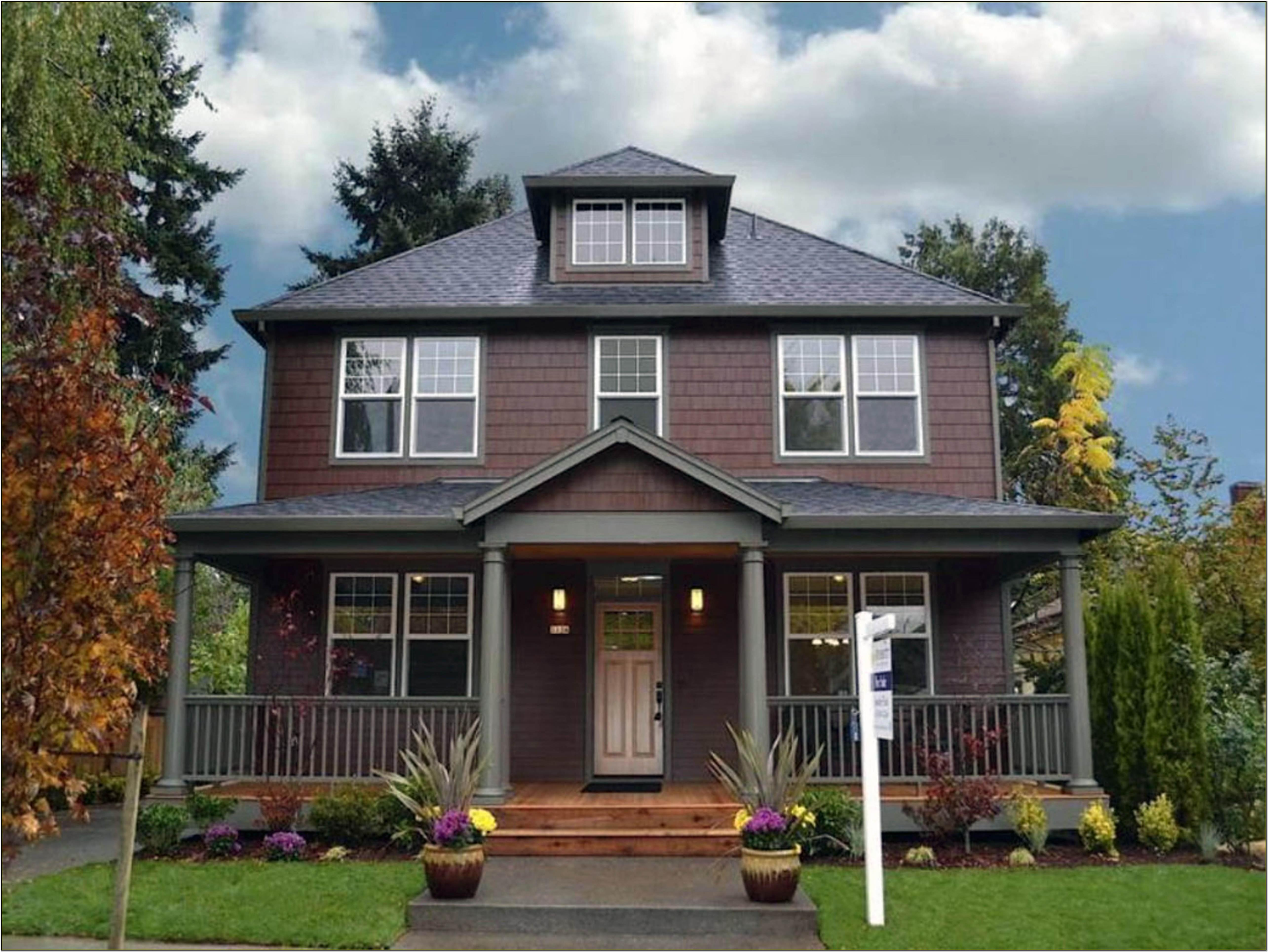 Exterior Home Color Design