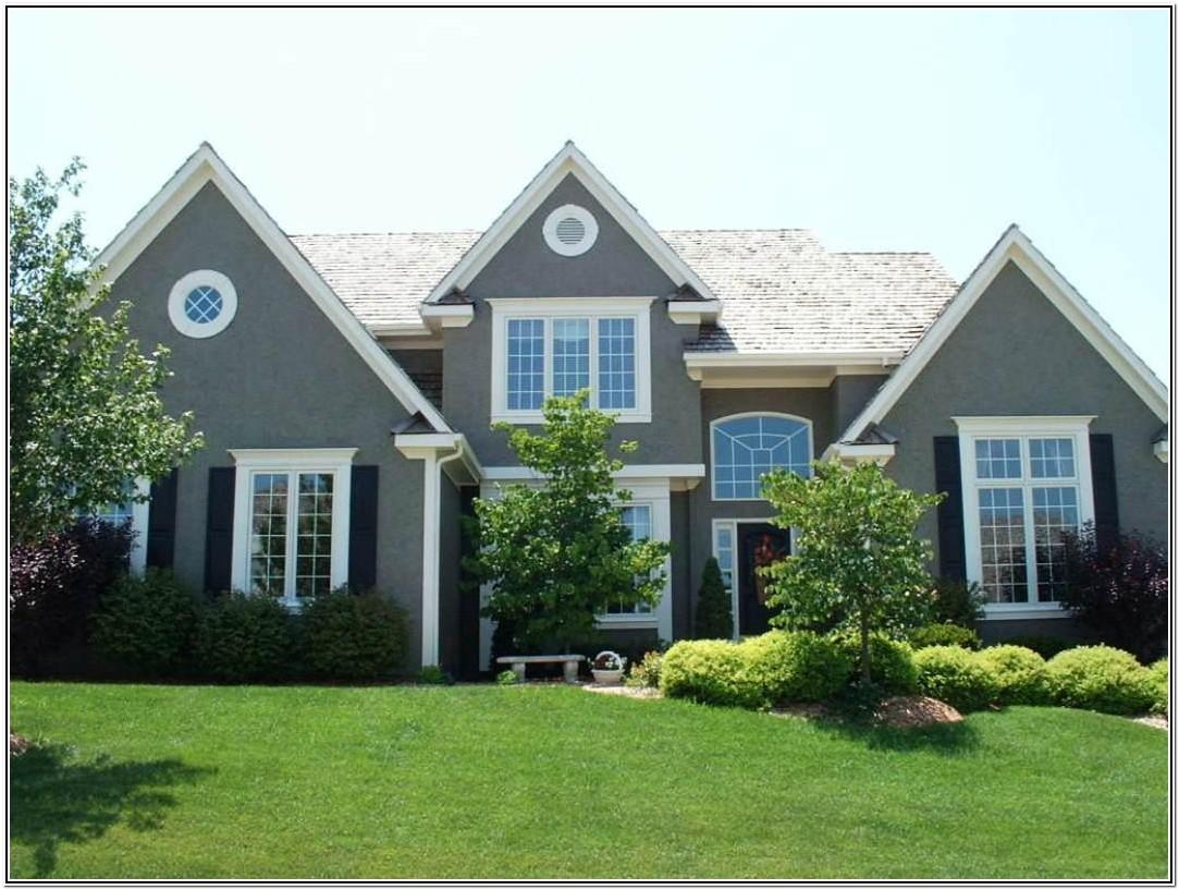 Exterior House Paint Colors Photo Gallery Ireland