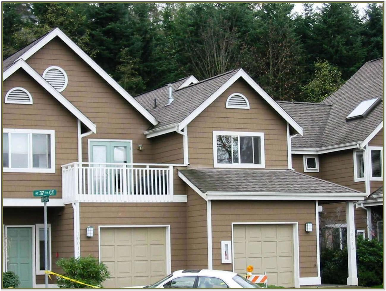 Exterior House Paint Colour Combinations