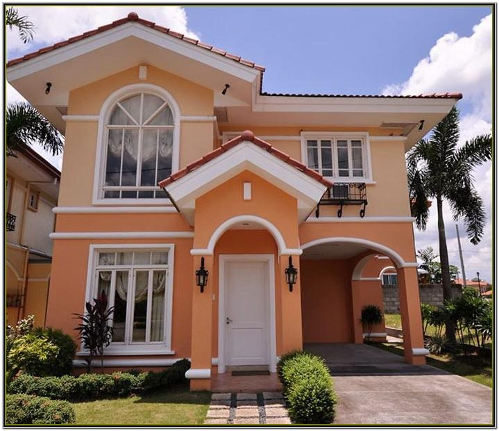 Exterior House Paint Design In Philippines