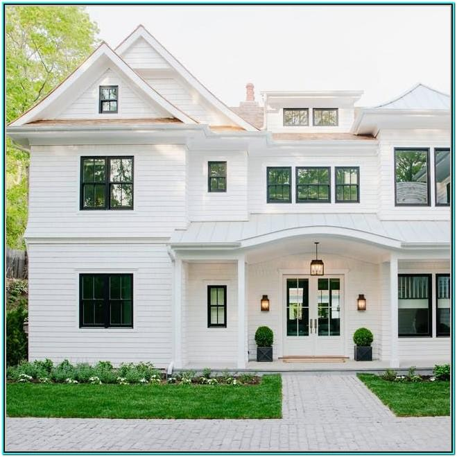 Exterior House Paint Trends 2019