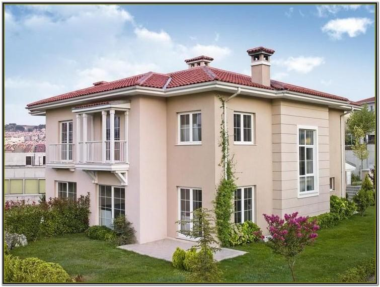 Exterior House Painting Design