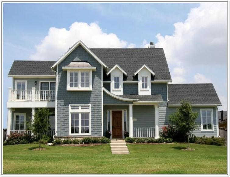Exterior House Painting Gallery
