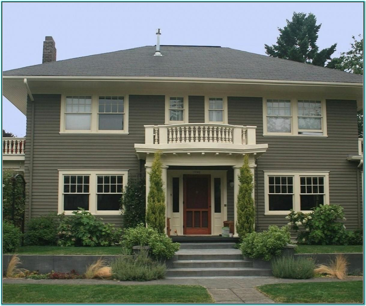 Exterior Paint Color Trends 2019