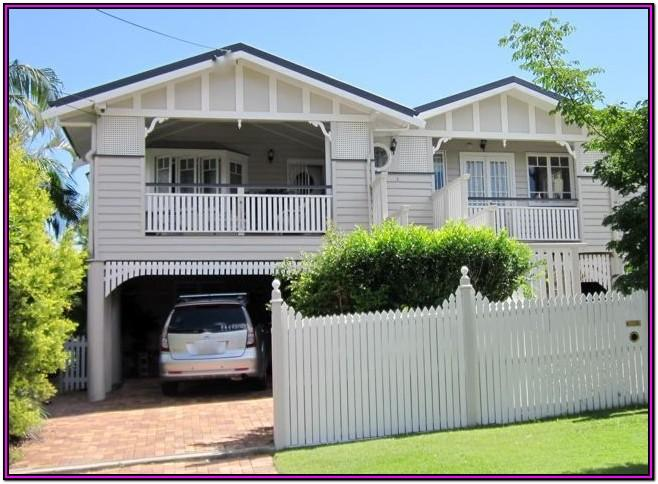 Exterior Paint Colour Schemes Australia