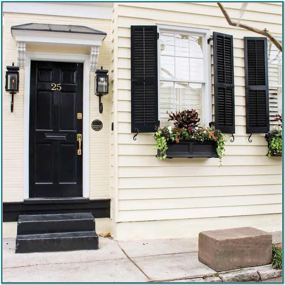 Exterior Paint Colour Trends 2019