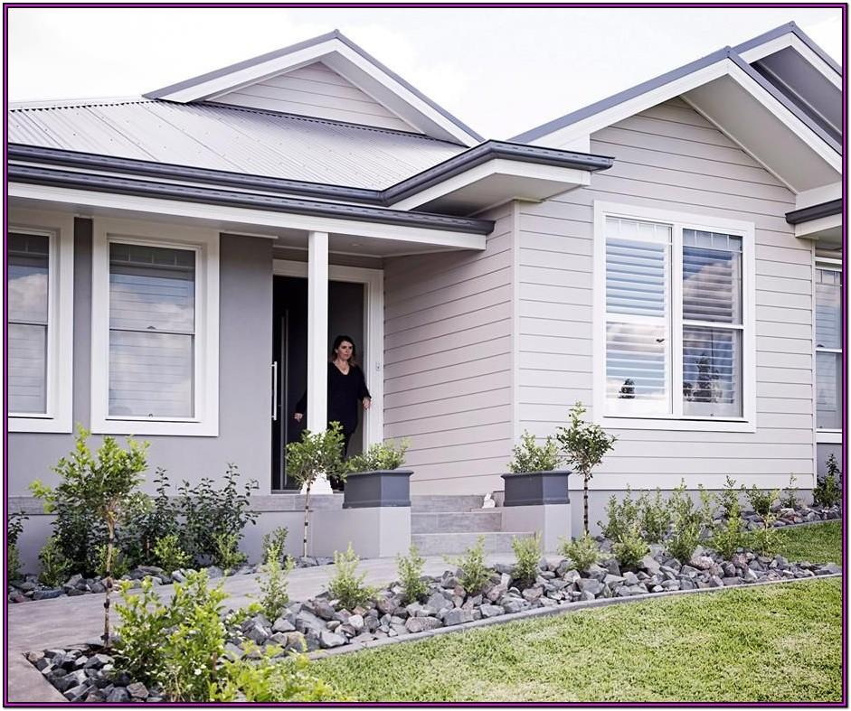 Exterior Paint Colours Australia