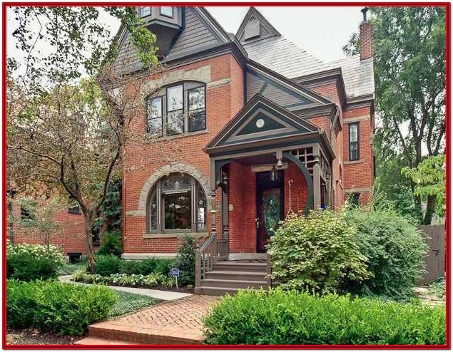 Exterior Paint Colours For Red Brick House