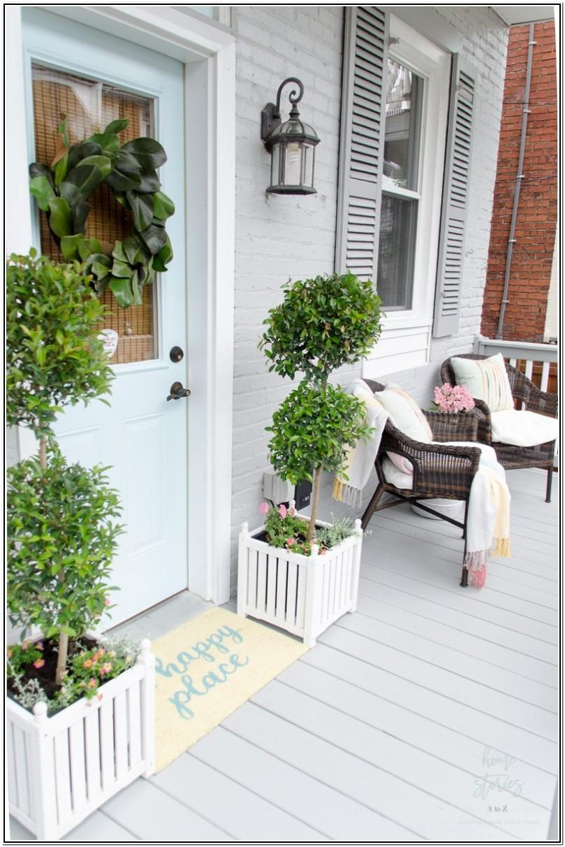 Exterior Porch Floor Paint Colors