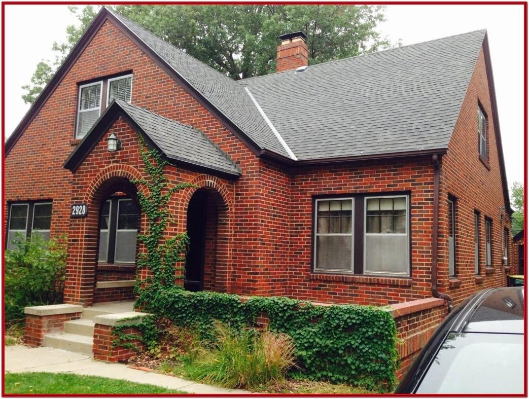 Exterior Red Brick Paint Colors