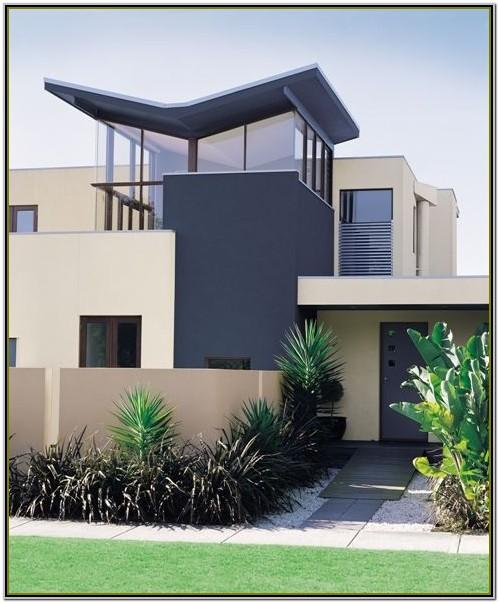 Exterior Wall Color Combinations India