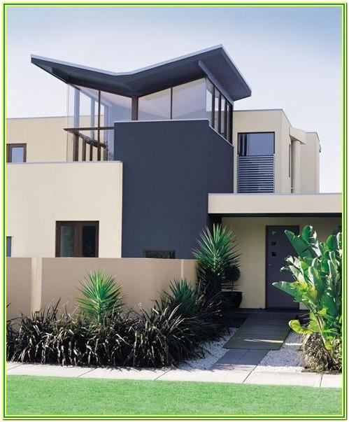Exterior Wall Paint Colours
