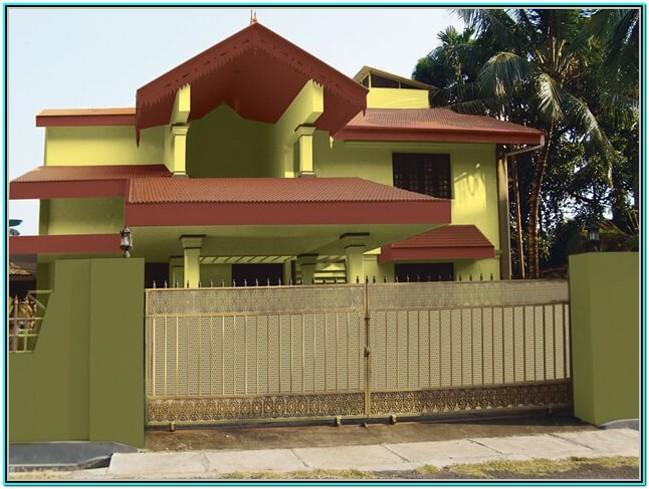 Exterior Wall Painting Ideas For Homes India