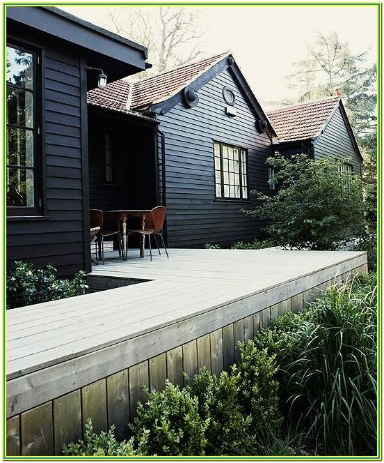 Exterior Wood Paint Colors Uk