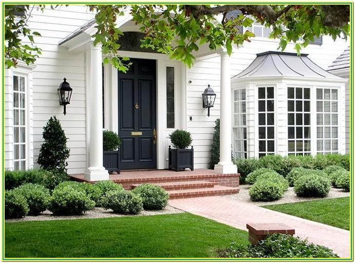 Exterior Wood Paint Colour Ideas