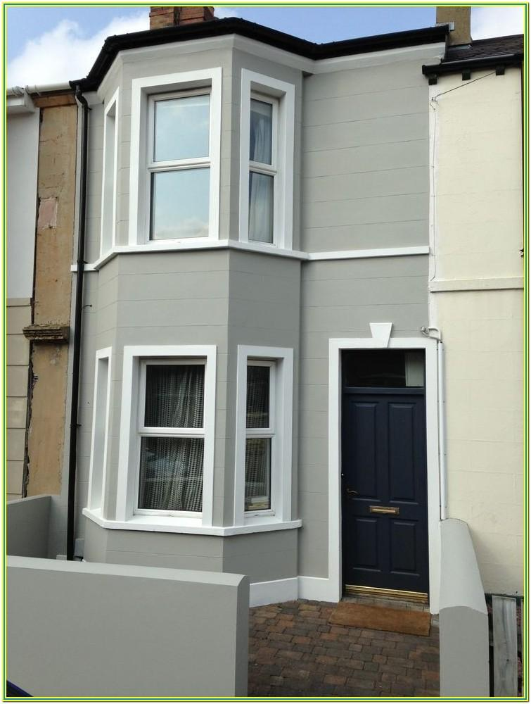 Farrow And Ball Exterior Grey Paint