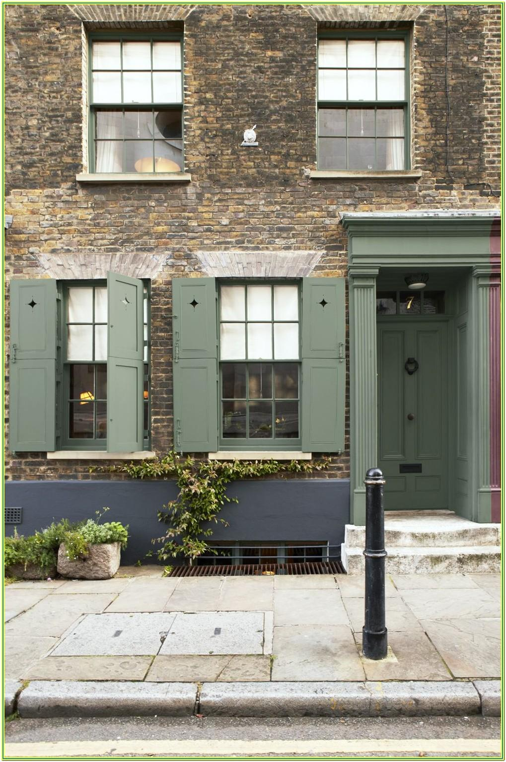 Farrow And Ball Exterior House Colours