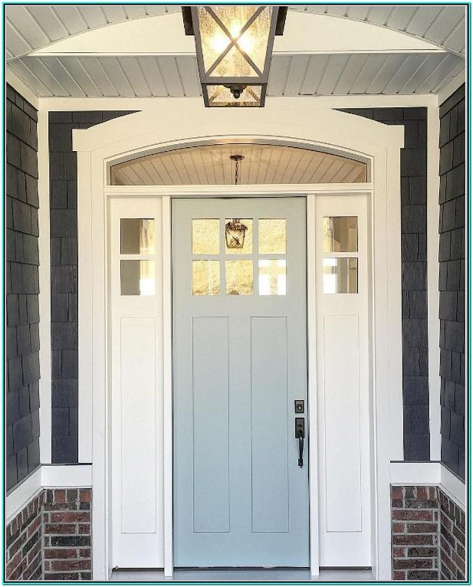 Front Door Paint Colours Benjamin Moore