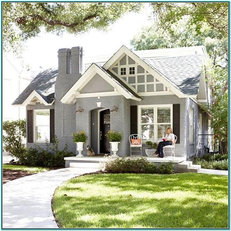 Good Exterior White Paint Color