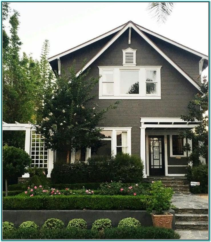 green exterior house color combinations